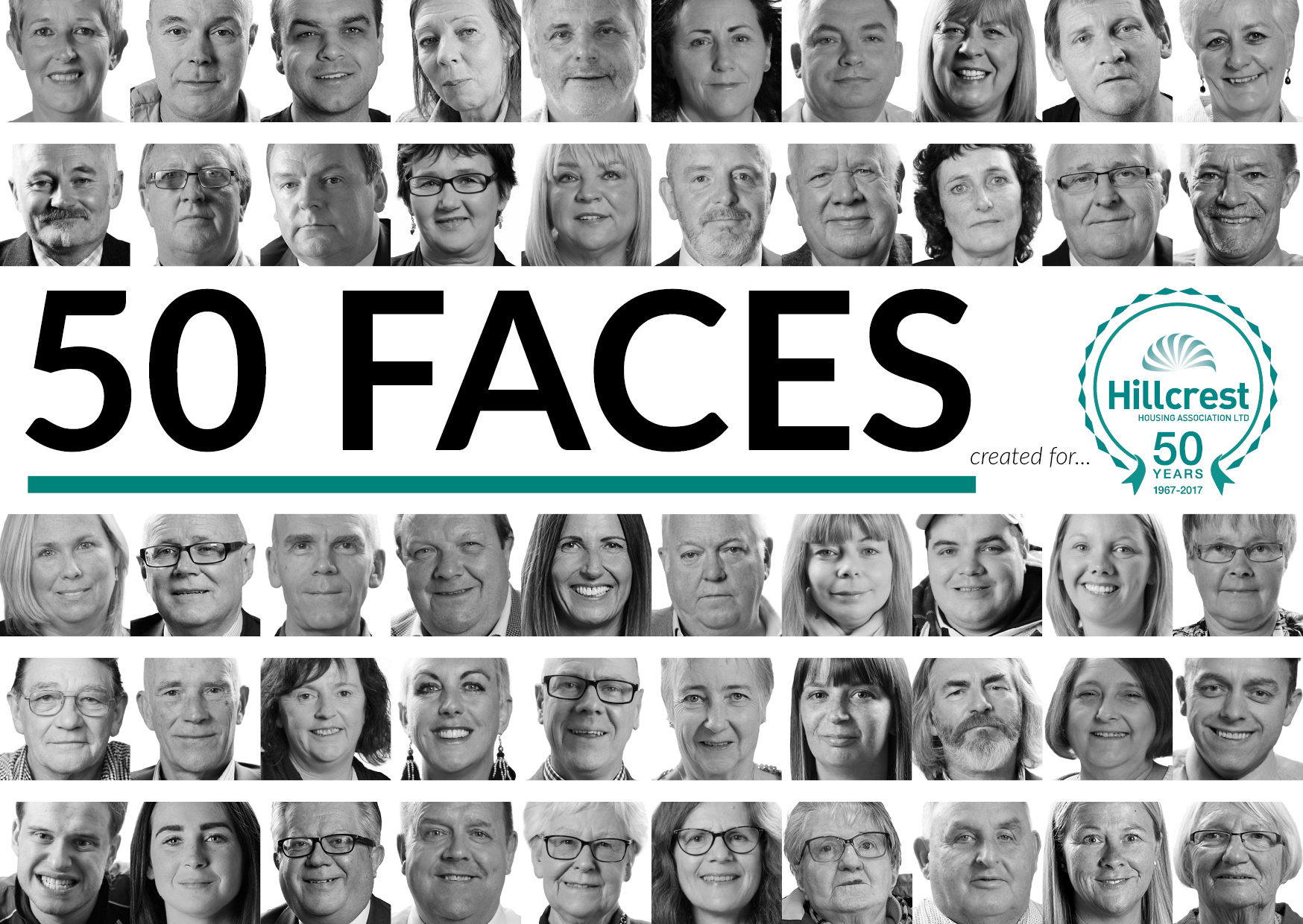 50 Faces of Hillcrest